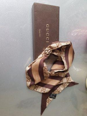 Gucci Silk Cloth gold-colored-light brown