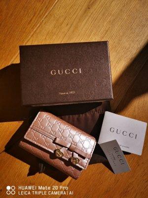 Gucci Porte-clés or rose