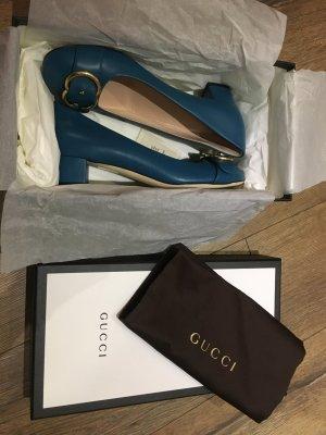 Original Gucci Schuhe Gr. 37 Neu