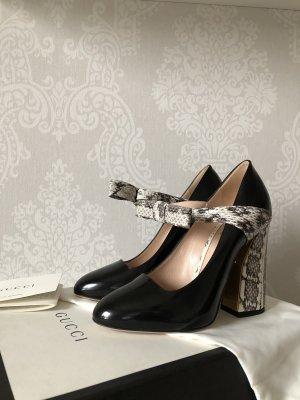 Original Gucci Schuhe in schwarz