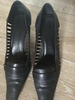 Original Gucci Schuhe Pumps Gr.37