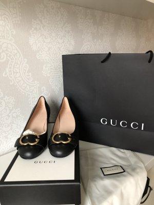 Original Gucci Schuhe schwarz