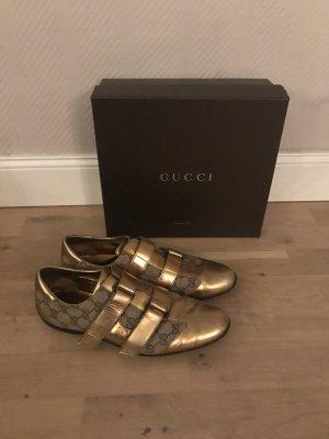 ORIGINAL Gucci Schuhe Sneakers Gr 41