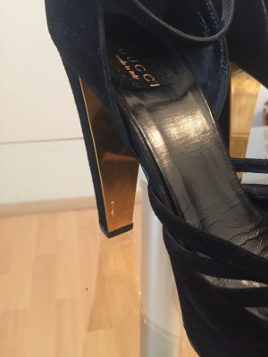 Original Gucci Sommer High Heels *37C*