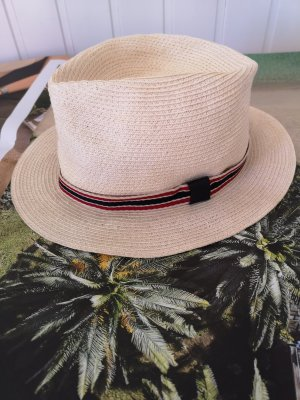 Gucci Hat natural white