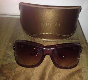 Gucci Glasses bronze-colored-silver-colored