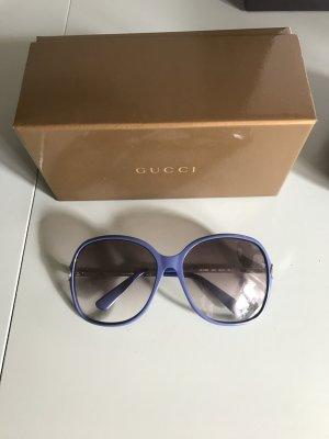 Original Gucci Sonnenbrille blau