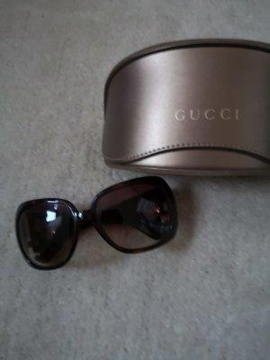 original gucci Sonnenbrille braun
