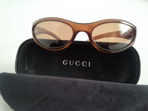 Gucci Sunglasses bronze-colored