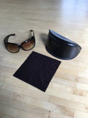 Original Gucci Sonnenbrille mit Etui und Reinigungstuch - Letzte Preisreduktion!
