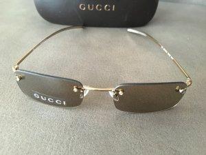 Gucci Sunglasses gold-colored