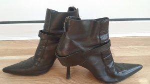 original Gucci Stiefeletten, schwarz, Größe 39,5