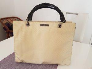 Original Gucci Tasche Bamboo beige