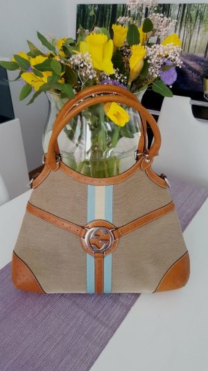 Original GUCCI Tasche G Sherry.