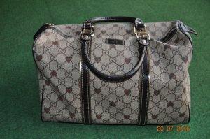 Original Gucci Tasche Handtasche Bowlingtasche Bag in Braun