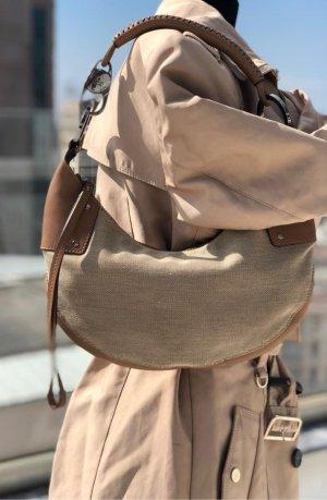 Gucci Borsa a spalla marrone chiaro-marrone