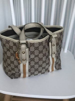 Gucci Borsa beige-bronzo