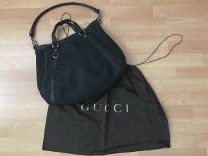 Original GUCCI Tasche schwarz