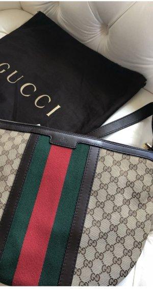 Gucci Sac bandoulière rouge