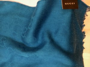 Original Gucci wool silk Schals