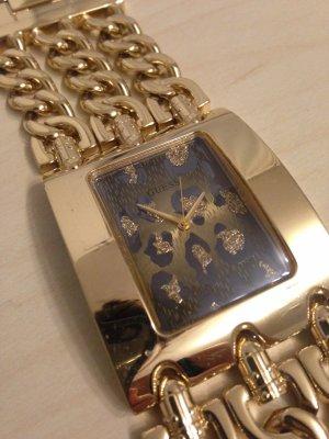 Original Guess Armbanduhr Heavy Metal Leoprint