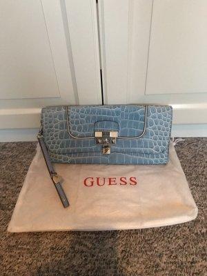 Original Guess Tasche/ Clutch hellblau