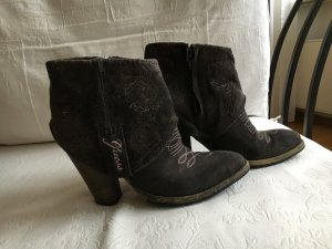 "Original ""GUESS"" Wildleder Boots"
