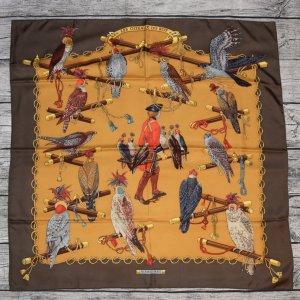 """Original Hermès Carré """"Les Oiseaux du Roy"""" – TOP"""