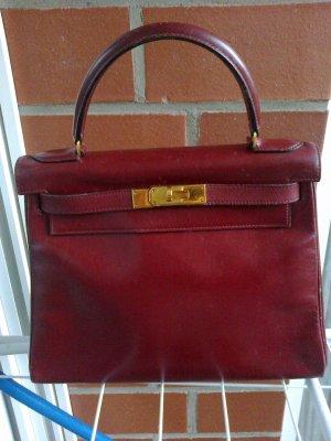 Original Hermes Kelly Bag 28 Tasche Sammlerstück ca 1965 Vintage
