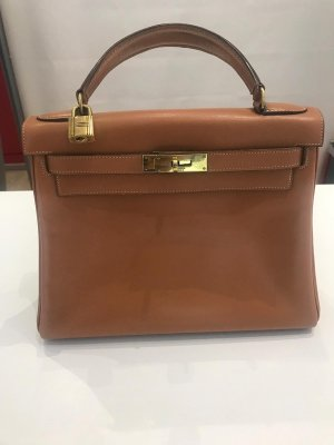 Original Hermes Kelly Bag 28 Vintage