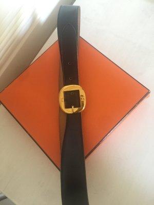 Original Hermès Ledergürtel