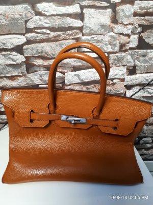 Hermès Bolso marrón claro