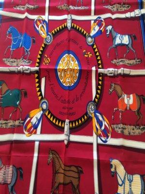 Original Hermes Tuch Pferdemotiv