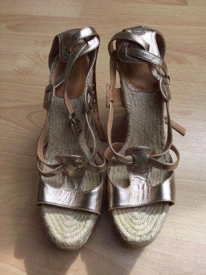 original Hermes wedges Schuhe