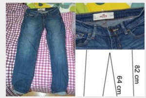 original Hollister Jeans W 24