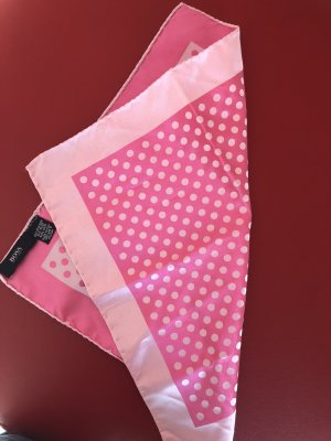 Original Hugo Boss Seide Handtuch neu ohne Etikett