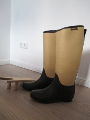 Hunter Boots brown-sand brown