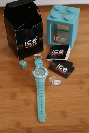 Original ICE WATCH in Ice-Winter-Cotton - 1x getragen