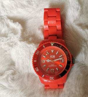 Ice watch Analog Watch bright red