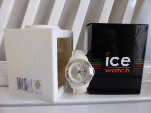 Original ice watch in 'white chocolate' unisex - fast neu