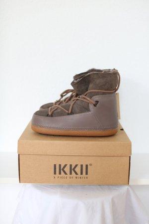 Original Ikkii Winter Boots Moonboots Stiefel Gefüttert Gr. 38 Neu mit Etikett