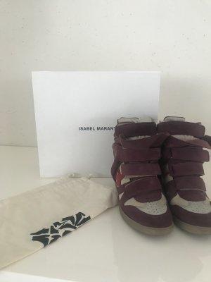 """Original Isabel Marant """"Americana Over Basket"""" Sneaker Gr 38"""