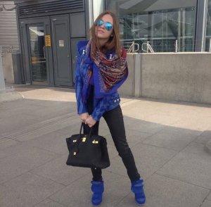 Original Isabel Marant Burt Sneaker Gr.38 blue