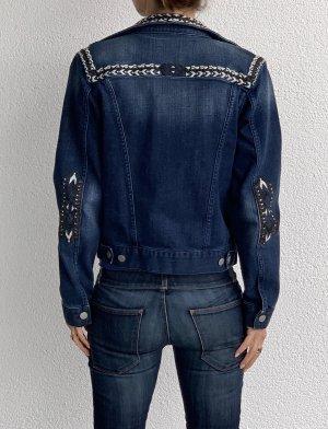 Isabel Marant pour H&M Denim Jacket blue
