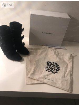 """Original Isabel Marant """"Sebay"""" Ankle Boots Gr.37"""