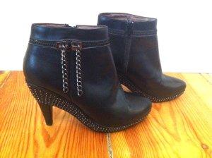 Original Issa Kamara Ankle Boots Gr.37 NEU!