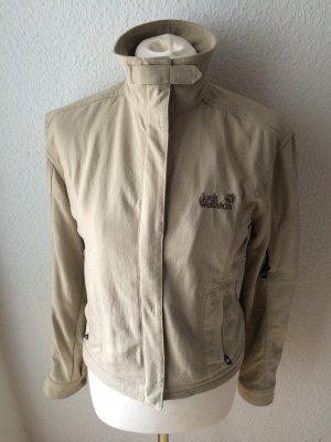 Original Jack Wolfskin Travel Outdoorjacke beige Gr s/36 wie neu