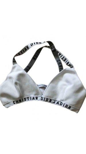 Christian Dior Bra white