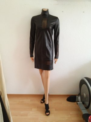 original Jean Paul Gaultier Leder Kleid