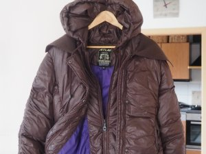 Original JEDLAG Winterjacke super warm  XL